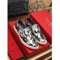 Ferragamo Salvatore FS Casual Shoes For Men #504992
