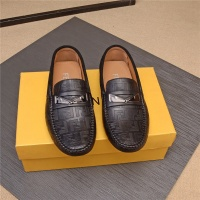 Fendi Leather Shoes For Men #505035
