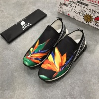 Dolce & Gabbana D&G Casual Shoes For Men #505327