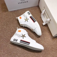 Versace High Tops Shoes For Men #505559