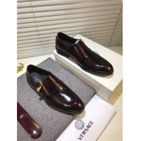 Versace Leather Shoes For Men #505560