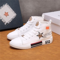Versace High Tops Shoes For Men #505592