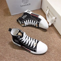 Versace High Tops Shoes For Men #505610