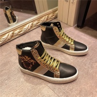 Versace High Tops Shoes For Men #505841