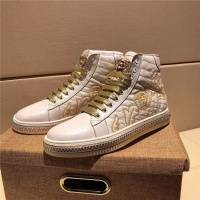 Versace High Tops Shoes For Men #505842