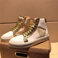 Versace High Tops Shoes For Men #505843