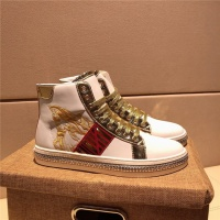 Versace High Tops Shoes For Men #505854