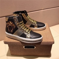 Versace High Tops Shoes For Men #505855