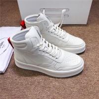 Prada High Tops Shoes For Men #505925