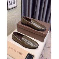 Bottega Veneta BV Leather Shoes For Men #506195