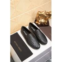 Bottega Veneta BV Leather Shoes For Men #506249