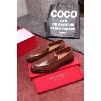 Ferragamo Leather Shoes For Men #506664