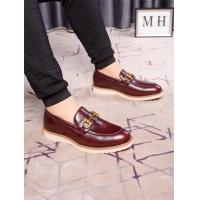 Ferragamo Leather Shoes For Men #506679