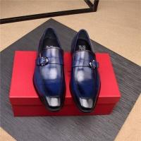 Ferragamo Leather Shoes For Men #506682