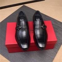 Ferragamo Leather Shoes For Men #506683