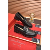 Ferragamo Salvatore FS Flat Shoes For Men #506691