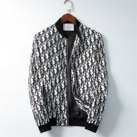 Christian Dior Jackets Long Sleeved Zipper For Men #507007