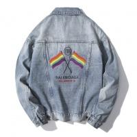 Balenciaga Jackets Long Sleeved For Men #507200