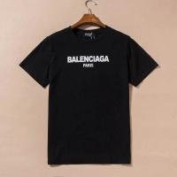 Balenciaga T-Shirts For Unisex Short Sleeved O-Neck For Unisex #507231
