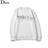 Christian Dior Hoodies Long Sleeved O-Neck For Men #507319