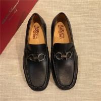 Ferragamo Salvatore FS Leather Shoes For Men #507777