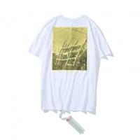 Off-White T-Shirts Short Sleeved O-Neck For Men #507789