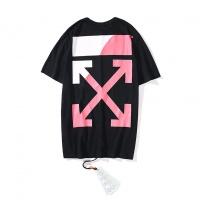 Off-White T-Shirts Short Sleeved O-Neck For Men #507793