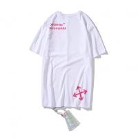 Off-White T-Shirts Short Sleeved O-Neck For Men #507794
