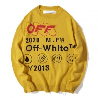 Off-White Sweaters Long Sleeved O-Neck For Men #507803