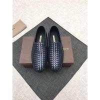 Bottega Veneta BV Leather Shoes For Men #507944