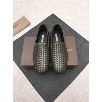 Bottega Veneta BV Leather Shoes For Men #507945