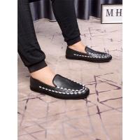 Bottega Veneta BV Leather Shoes For Men #507946