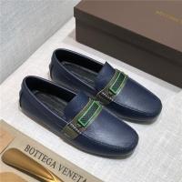 Bottega Veneta BV Leather Shoes For Men #507951