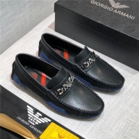 Armani Leather Shoes For Men #507997
