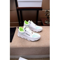 Cheap Versace Casual Shoes For Men #508107 Replica Wholesale [$77.60 USD] [W#508107] on Replica Versace Fashion Shoes