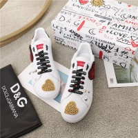 Dolce & Gabbana D&G Casual Shoes For Women #508388