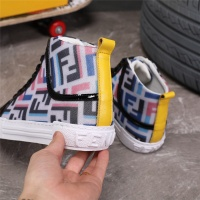 Fendi High Tops Shoes For Men #508397