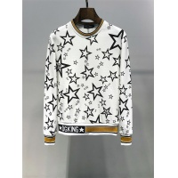 Dolce & Gabbana D&G Hoodies Long Sleeved O-Neck For Men #508987