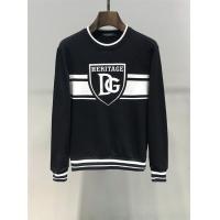 Dolce & Gabbana D&G Hoodies Long Sleeved O-Neck For Men #509001