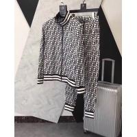 Fendi Tracksuits Long Sleeved Zipper For Men #509054
