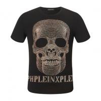 Philipp Plein PP T-Shirts Short Sleeved O-Neck For Men #509078
