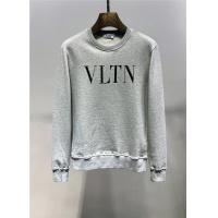 Valentino Hoodies Long Sleeved O-Neck For Men #509393