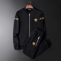 Versace Tracksuits Long Sleeved Zipper For Men #509439