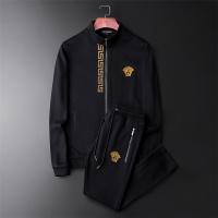 Versace Tracksuits Long Sleeved Zipper For Men #509443