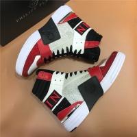 Philipp Plein PP High Tops Shoes For Men #509515
