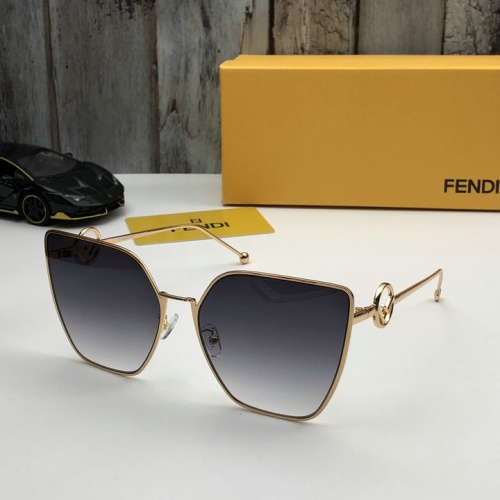 Fendi AAA Quality Sunglasses #512723