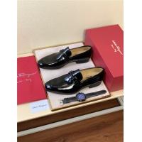 Ferragamo Leather Shoes For Men #509776