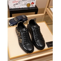 Dolce & Gabbana D&G Casual Shoes For Men #509839