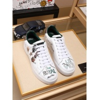 Dolce & Gabbana D&G Casual Shoes For Men #509840