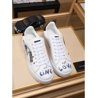 Dolce & Gabbana D&G Casual Shoes For Men #509841
